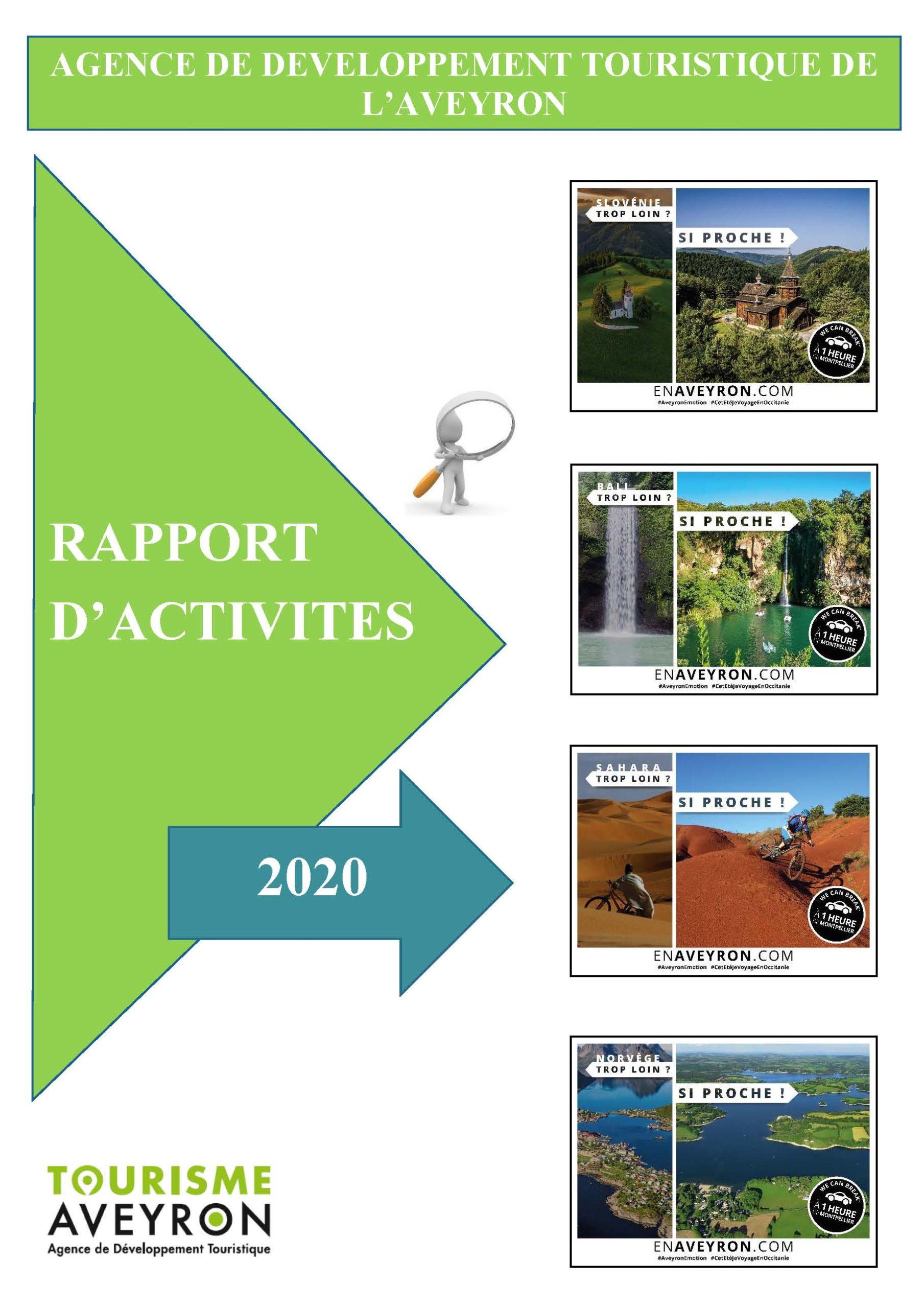 PAGE DE GARDE Rapports-activités_2020